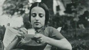 Egy indiai-magyar festőművésznő Zebegényben