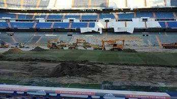 Szétkapták a Real stadionját, a tartalékcsapat pályáján fejezik be a szezont