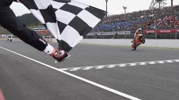Az F1-nek is rossz hír, hogy nem lesz japán MotoGP-futam