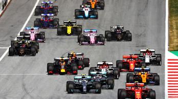 A Merci fúrhatja meg az F1 fordított rajtrácsos tervét