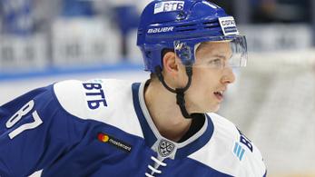 Évi 540 milliót kaszál a legjobban kereső KHL-hokis