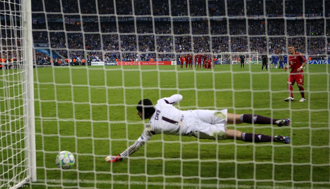 Schweinsteiger és az a bizonyos kihagyott tizenegyes a Chelsea ellen 2012. május 19-én