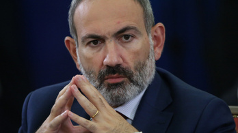 Elkapta a koronavírust az örmény miniszterelnök