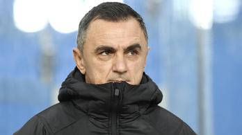 11 forduló, 1 győzelem – már nem Vignjević az Újpest edzője