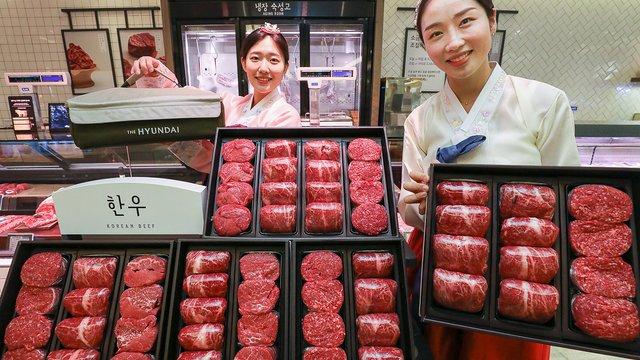 Hús díszcsomagolásban