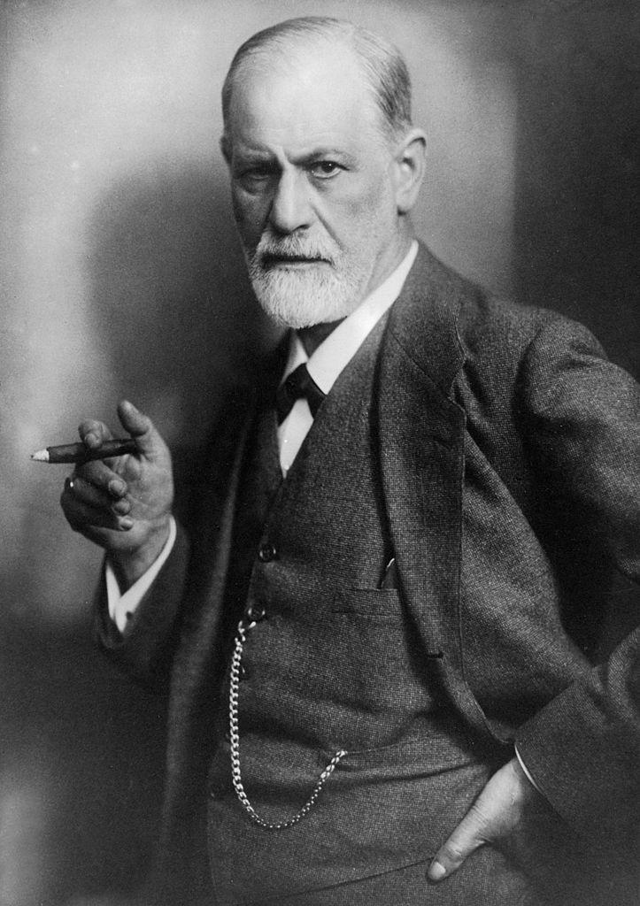 Sigmund Freud, neurológus.