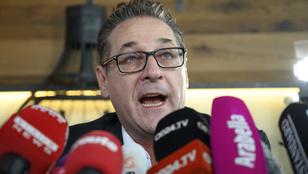 Hataloméhes zsidókról írt egy ajánlásban Strache az Ibiza-botrányt is borító lap szerint