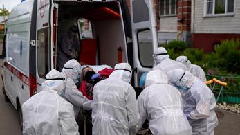 Jövő héten elkezdik alkalmazni a koronavírus elleni első orosz gyógyszert