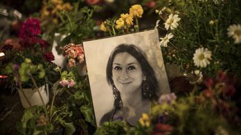 A lemondott gazdasági miniszterre vallottak a máltai újságíró-gyilkosság ügyében