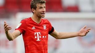 Élete formájában játszik, de így sem kell a német válogatottnak