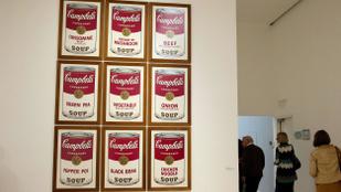 A konzervleves, ami megváltoztatta a modern művészetet