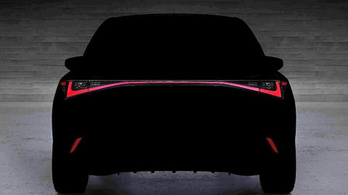Hiába várjuk a következő Lexus IS-t?