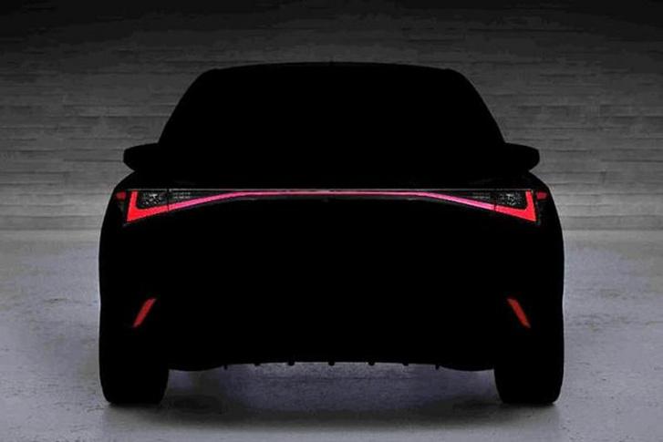 Lexus IS 2021 gyári előzetes