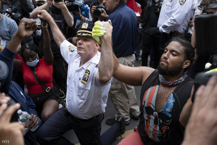 Terence Monahan, New York rendőrfőnöke