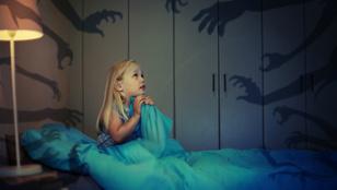 Sötétség, szörnyek és egyéb gyerekkori félelmek: így segíthetsz