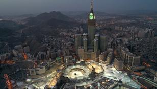 Indonézia a koronavírus miatt idén nem küld zarándokokat Mekkába