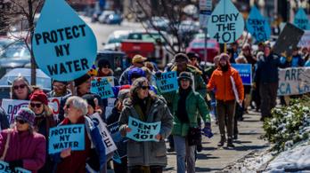 Az USA Környezetvédelmi Ügynöksége megnehezíti, hogy az államok védjék a környezetet
