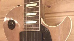 Egy gitár újjászülesztése