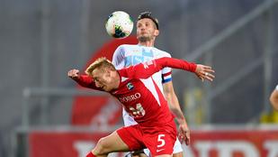 A szezon végéig eltiltották a Kleinheislert kiállító horvát bírót