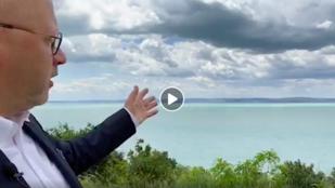 Kendernay: Tönkreteheti a Balatont a kormány mohó politikája