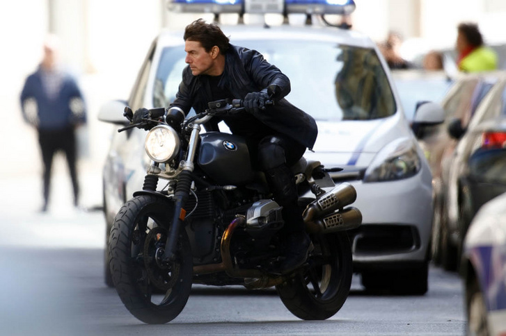 Tom Cruise a Mission: Impossible 6. részében