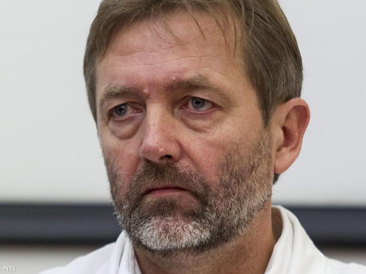 Lang György 2015-ben