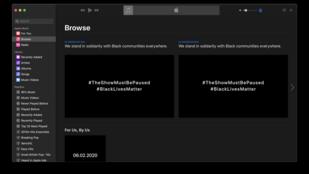 A Spotify, a Youtube, az Apple és az Amazon is tüntet George Floyd halála miatt
