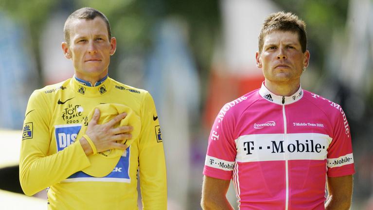 Armstrong a legnagyobb ellenfele miatt sírta el magát
