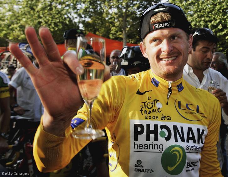 Floyd Landis a 2006-os Tour de France-on