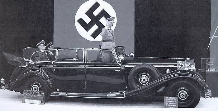 Mercedes 770K