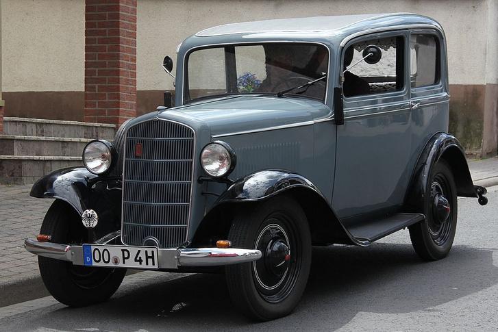 Opel P4