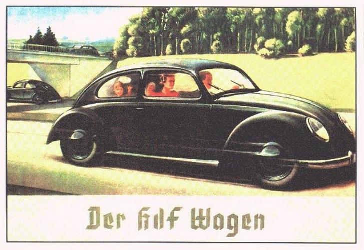 A név a Kraft durch Freude, az állami szabadidő szervezettől jött