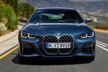 Új 4-es BMW: a jövő legendája?