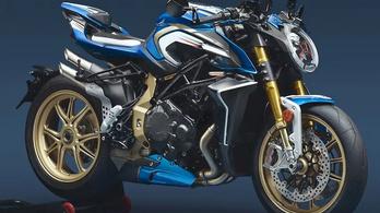 A legritkább utcai motornak ígérkezik a legújabb MV Agusta