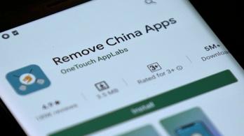 A Google lelőtte az alkalmazást, ami letörölte a kínai appokat