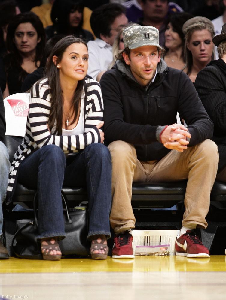Másfél évvel a válása után Bradley Coopert egyre többet látták Isabella Brewsterrel