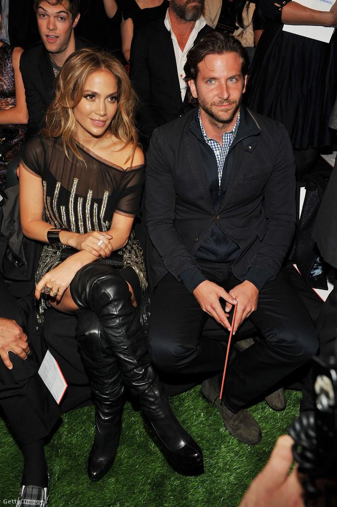 Aztán 2011 őszén egy másik szupersztárral hozták hírbe Coopert: Jennifer Lopezzel