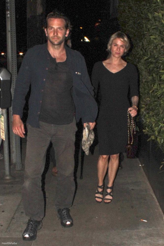 Na de ki kezdett el feltűnedezni Bradley Cooper oldalán 2009-ben? Renée Zellweger