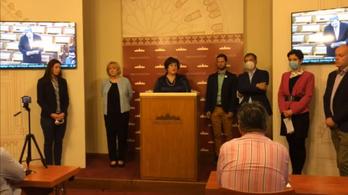Ellenzék: A klímatörvényekről tartott szavazások eredménye a Fidesz szégyene