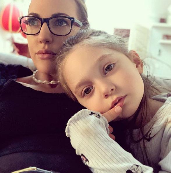 Meryem Uzerli lánya napról napra szebb.