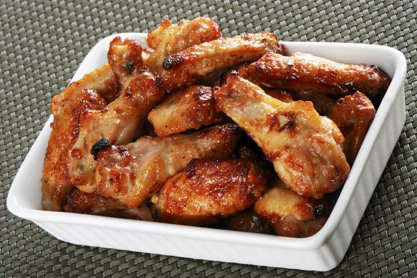 csirkeszárny recept