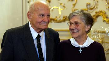 Meghalt Göncz Árpád özvegye