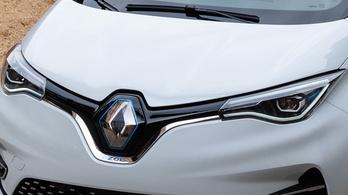 Megkapta az életmentő hitelt a Renault