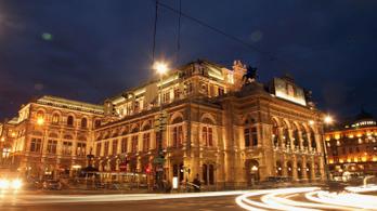 Már jövő héten kinyit a bécsi operaház