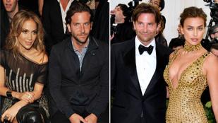 Íme Bradley Cooper kilenc híres exe, időrendi sorrendben