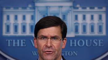 Az amerikai védelmi miniszter nem vetné be a hadsereget a tüntetők ellen