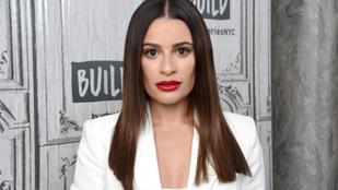Lea Michele-t éppen szétszedik volt kollégái a Twitteren régi szemétkedéseiért