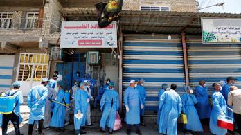 Legalább hatszáz egészségügyi dolgozó halt meg koronavírusban világszerte