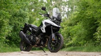 Teszt: Suzuki V-Strom 1050 - 2020.