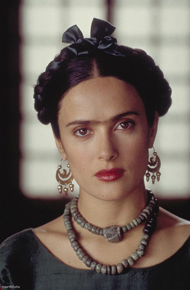 Salma Hayek évekig küzdött azért, hogy eljátszhassa Frida Kahlo-t